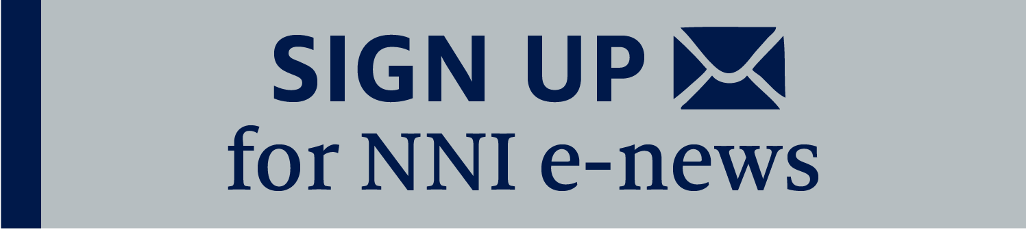 Sign Up for NNI news