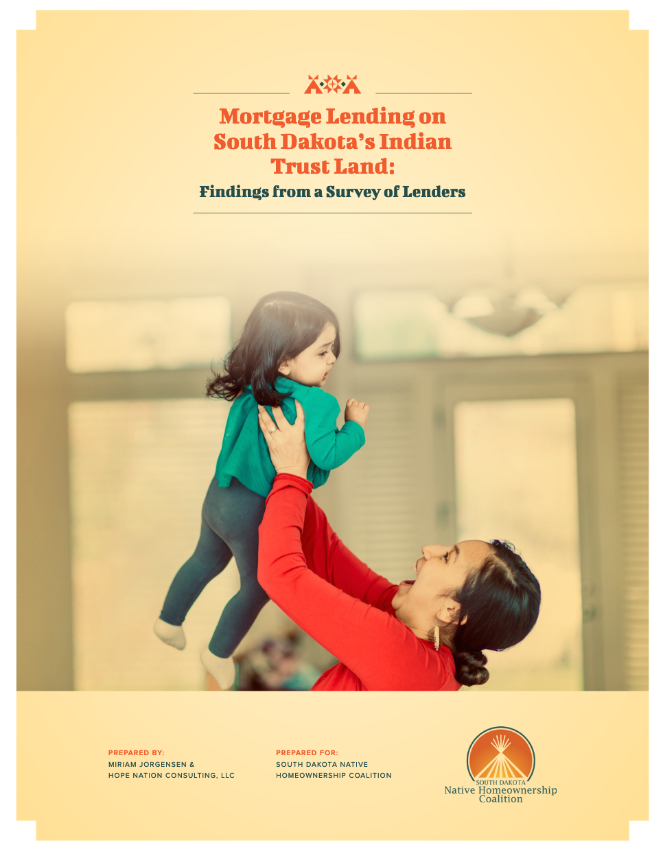 Mortgage Lending on South Dakota's Indian Trust Land: Findings from a Survey of Lenders Cover