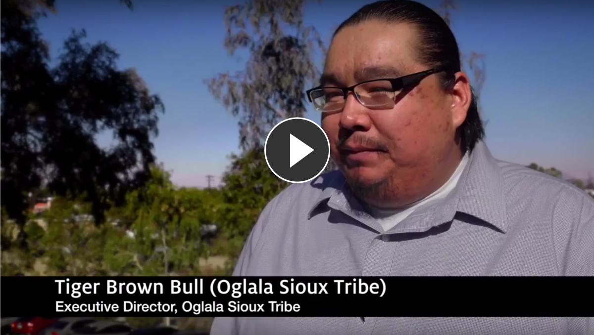 Tiger Brown Bull Tribal Professionals Cohort Video