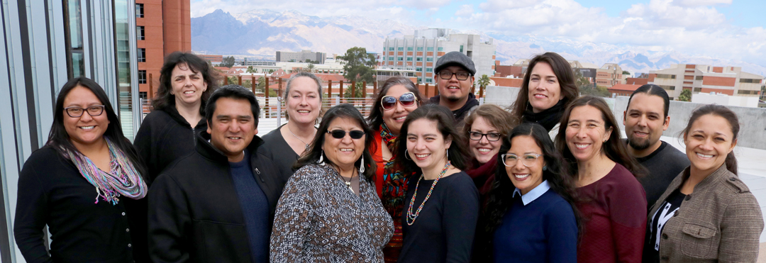 Native Nation Institute Staff